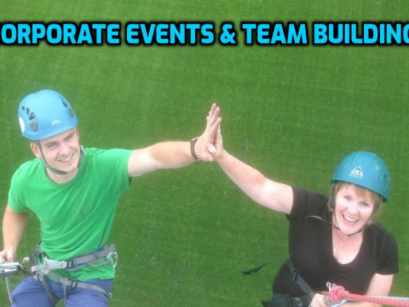 Corporate Events and Team Building Activities