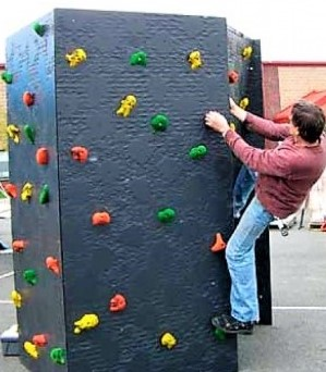 Offsite Rock Climbing Wall for Mobile Adventures & Events