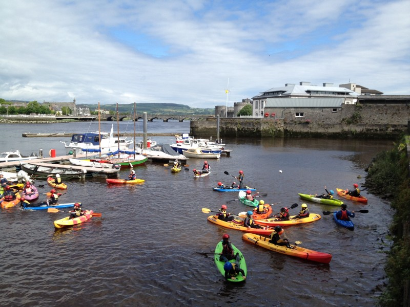 Nevsail Watersports Camps - summer camp for kids and teens in Limerick and Clare