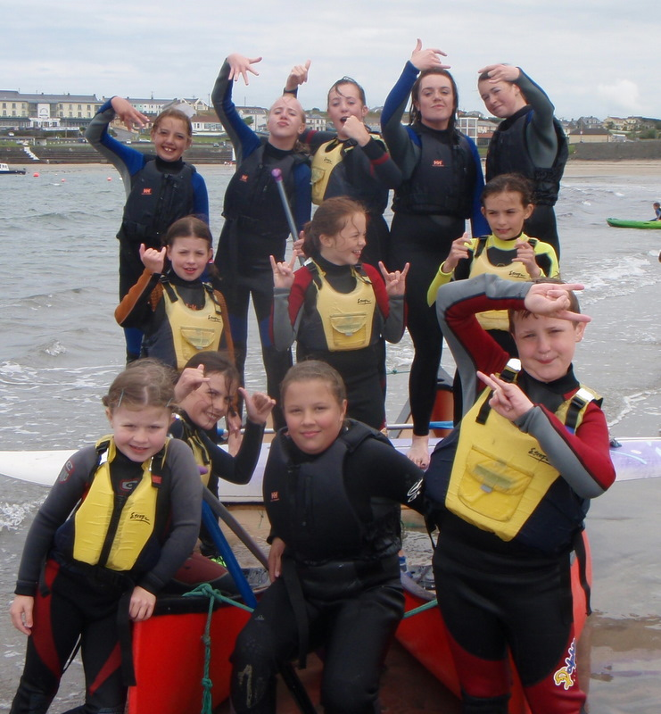 Kids and teens watersports and adventure camps in Limerick and Clare