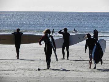 Surf in Clare - Group Surfing Lessons, Surfing in Ireland