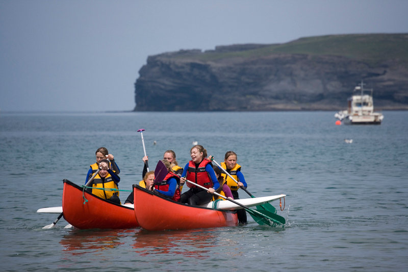 School Tours - Nevsail offer school tours in Limerick and Clare