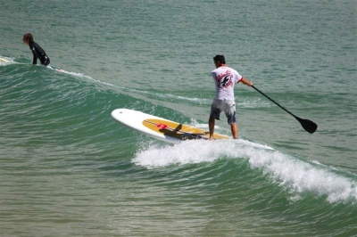 SUP- Stand Up Padle Board Lessons